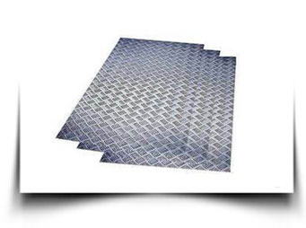Chequered Sheet and Plates Suppliers Industries
