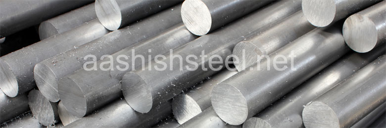 Original Photograph Of Stainless Steel 304 Round Bars At Our Warehouse Mumbai, India