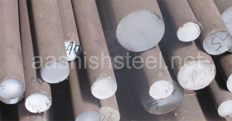 Original Photograph Of ASTM B166 Inconel 601 Round Bars & Wires At Our Warehouse Mumbai, India