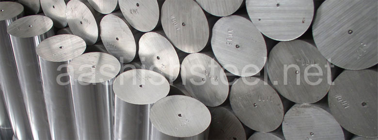 Original Photograph Of Incoloy 825 Round Bars At Our Warehouse Mumbai, India
