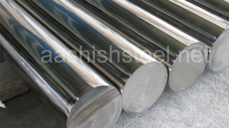 Original Photograph Of ASTM B446 Inconel 625 Round Bars & Wires  At Our Warehouse Mumbai, India