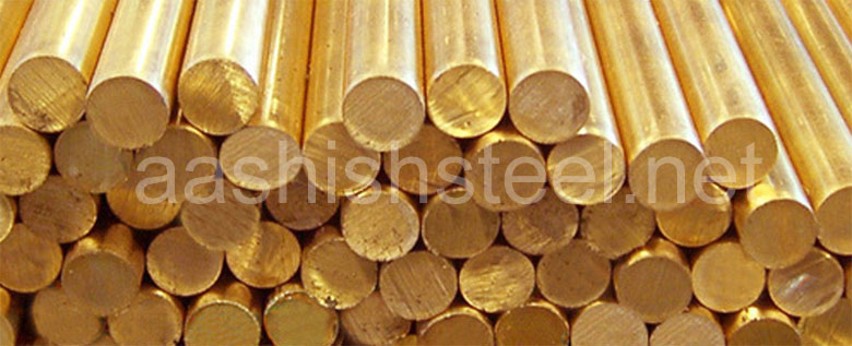 Original Photograph Of Copper Nickel Cu-Ni 90/10 (C70600) Round Bar At Our Warehouse Mumbai, India