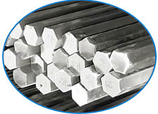Manufacturer & suppliers of ASTM A182 Alloy Steel Hex Bar
