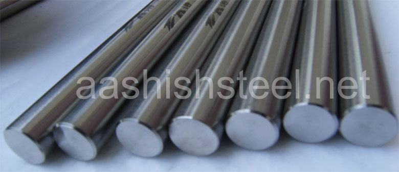 Original Photograph Of Inconel Round Bars, Rods & Wires At Our Warehouse Mumbai, India