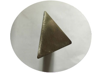 Triangle Steel Bar Stainless Steel Triangle Steel Bar
