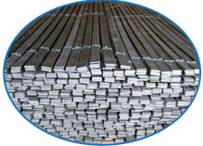 Stainless Steel 316Ti Rolled Flat bar
